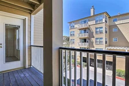 Exquisite 1/1 in Foster City! - Foster City - Apartment