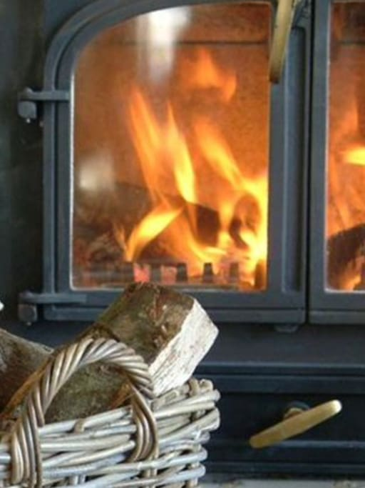 We supply Logs & fuel for the wood burner