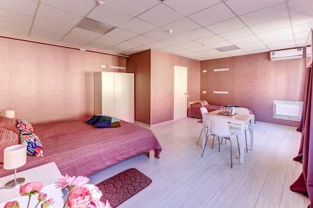 Улучшенная гостевая комната с собственным с/у.