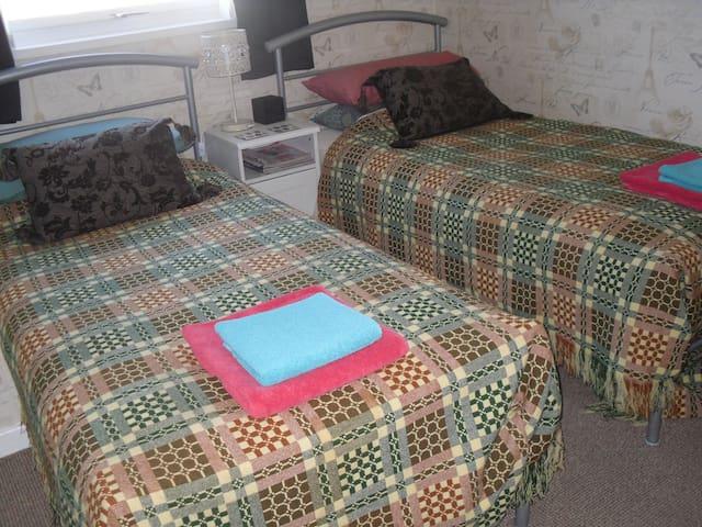 Gwynfa Bed & Breakfast. PORTHMADOG. Room 1.