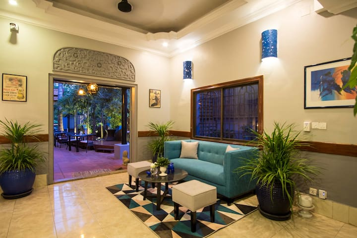 Villa D Boutique Standard Room+Free Pickup+Pool