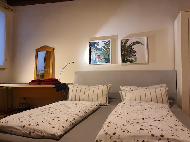 Gemütliche 3 Zimmer Ferienwohnung im Zentrum, 67qm