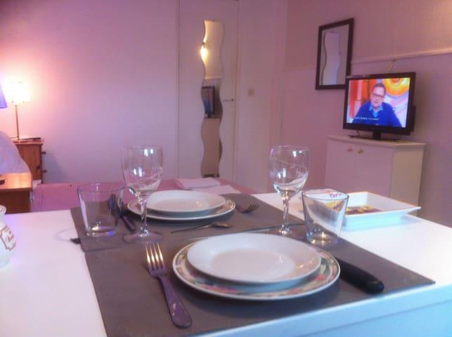 WELCOME IN MY NICE  STUDIO - Pontault-Combault - House