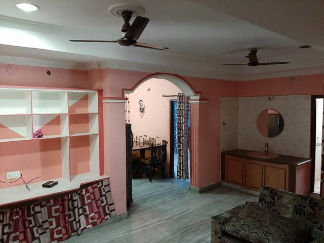 Sri Kalki Chember's Apartmental Stay