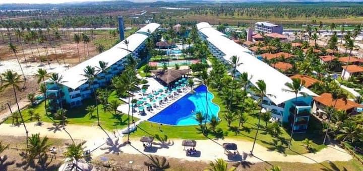 Excelente Loft no Âncora Resort Porto de Galinhas