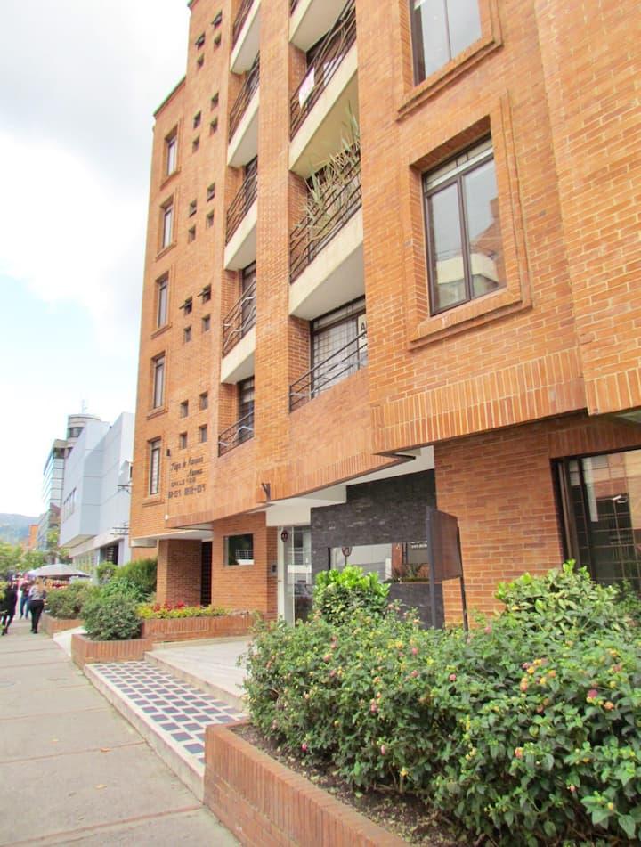 Apartamento Loft 62M2 Chicó Navarra