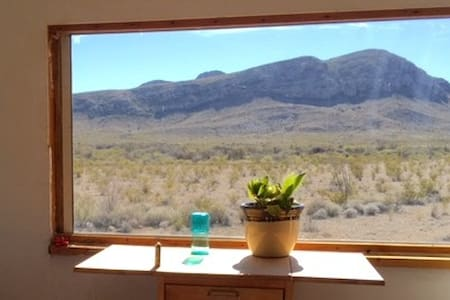 "Off the grid home ""Hi-tech camping"" - Terlingua - Maison"