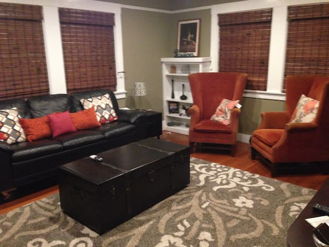 Sunny Silicon Vly 5 Star Rated Home - East Palo Alto - Casa