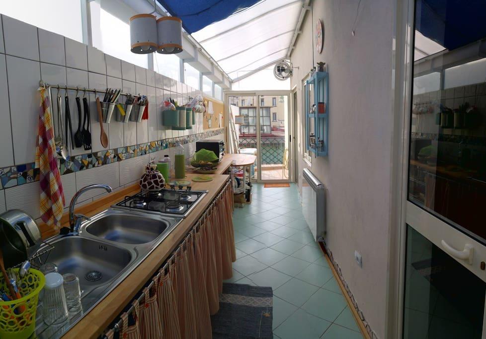 Cucina e colazione