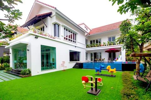 Xanh Villa Resort and Spa