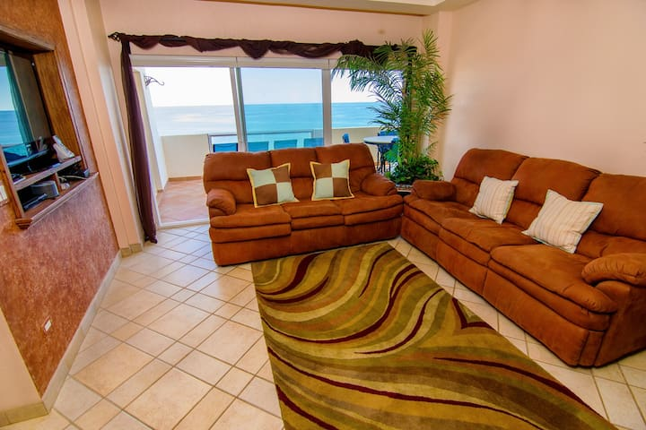 View of the Sea of Cortez from the Family Room