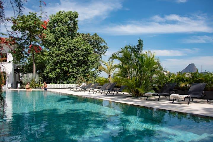 Villa Paranaguá design boutique hotel
