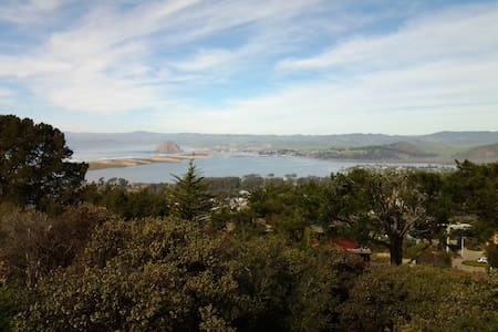 LARGE, 2 BDR & LIVINGROOM SUITE with AMAZING VIEWS - Baywood-Los Osos