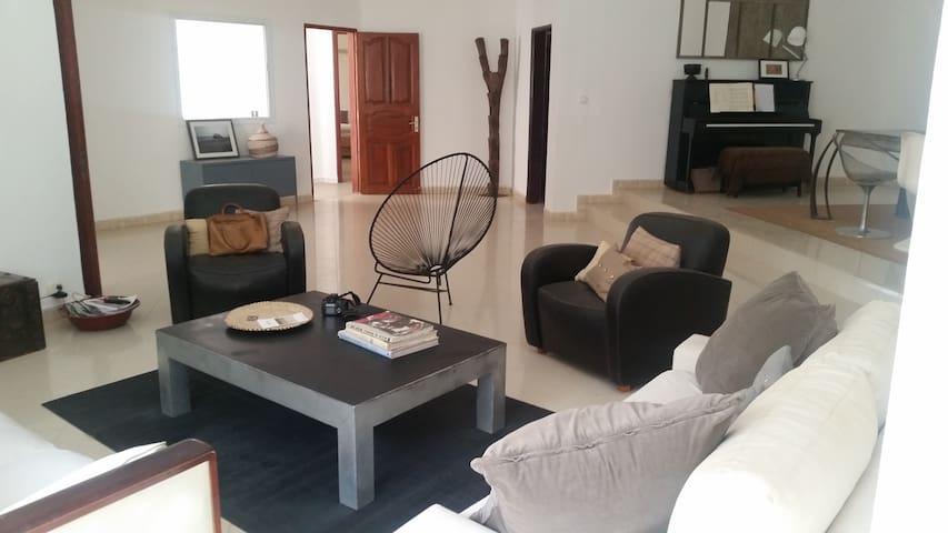 La maison des Mamelles 1 - Dakar
