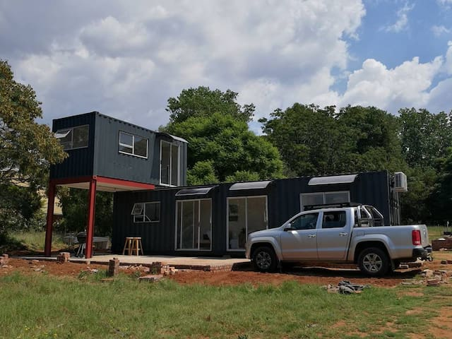 Container house  Silver lakes area