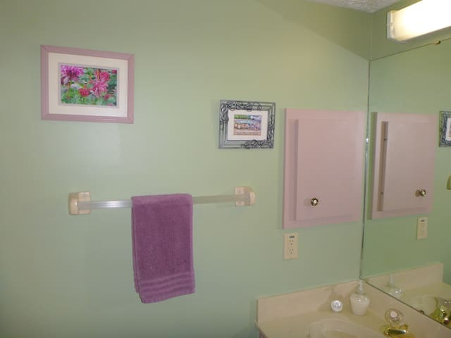 Alcove Room, Queen, near lakes, restaurants, trail - Inverness - Rivitalo