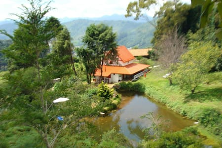 Sítio Cachoeiras do Pico da Caledônia - Bangalô
