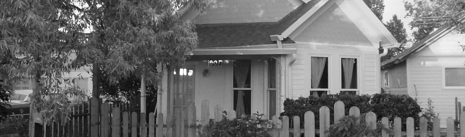 Shotgun Victorian Guesthouse - Laramie - Huis
