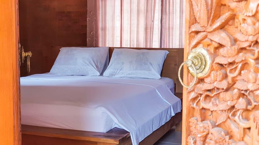 Darma Yogi Guesthouse Ubud 2 with AC