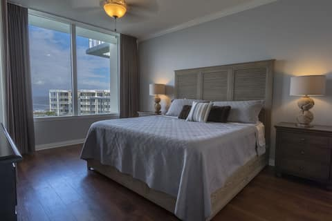 Destin West - Pelican PH03 ~ Private Rooftop ~ Water Views from Bed ~ Must See!