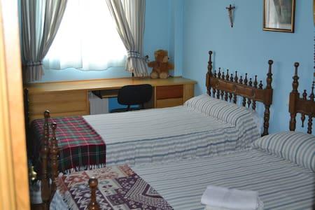 Bonito y cómodo piso en Toledo - Toledo - Szoba reggelivel