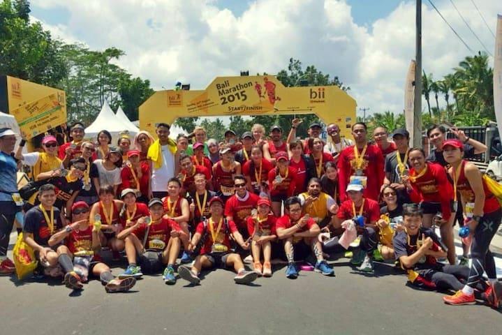 Bali Marathon 2017 (Hostel 4 beds by Barn N Bunk) - Blahbatuh - Hostel
