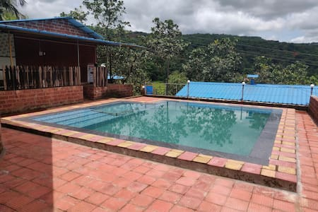 kings farmhouse stay (enjoy with konkani food)