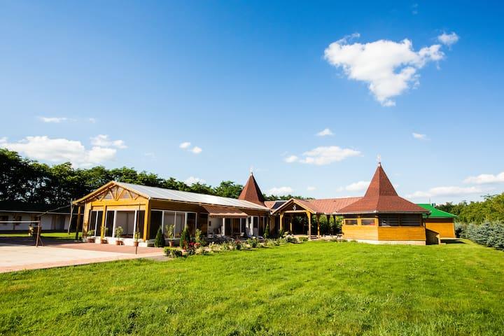 Szatmár- Bereg Enjoyment Park - Fehérgyarmat - Casa de vacances