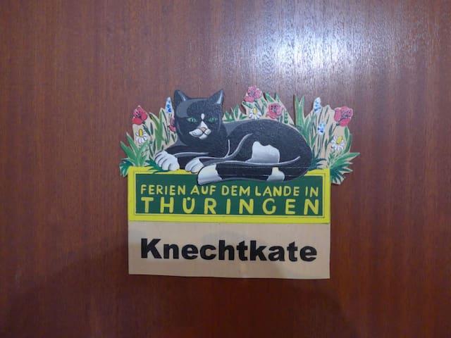 """Pension Schütze (Daasdorf am Berge) - LOH07541, Doppelzimmer """"Knechtkate"""" mit DU/WC"""