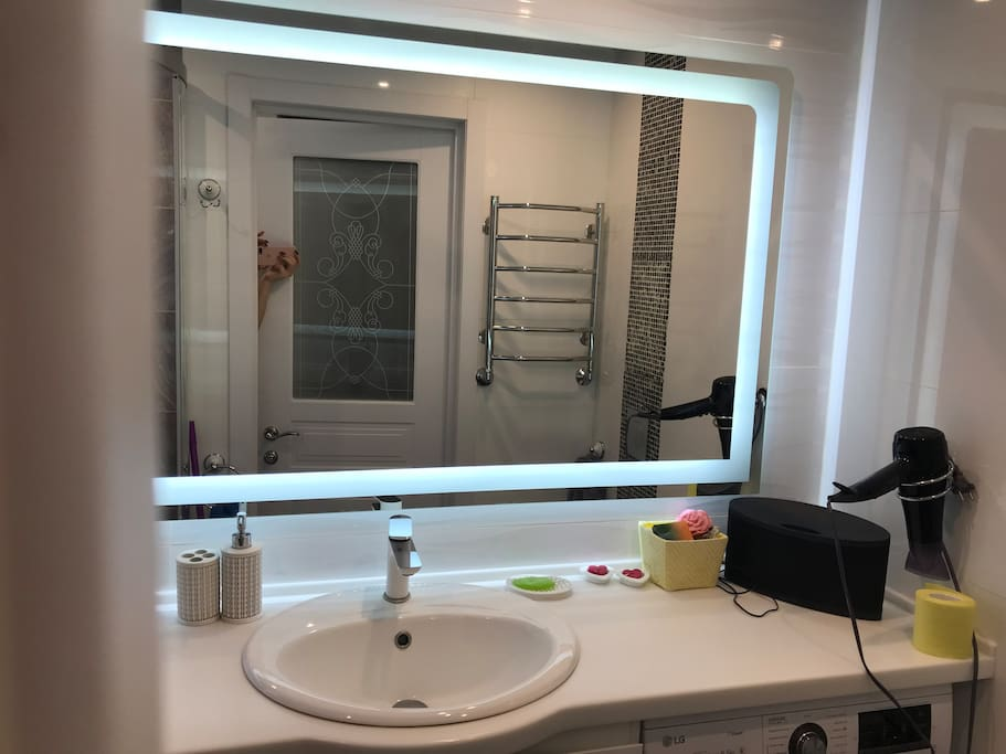 Ванная комната/туалет