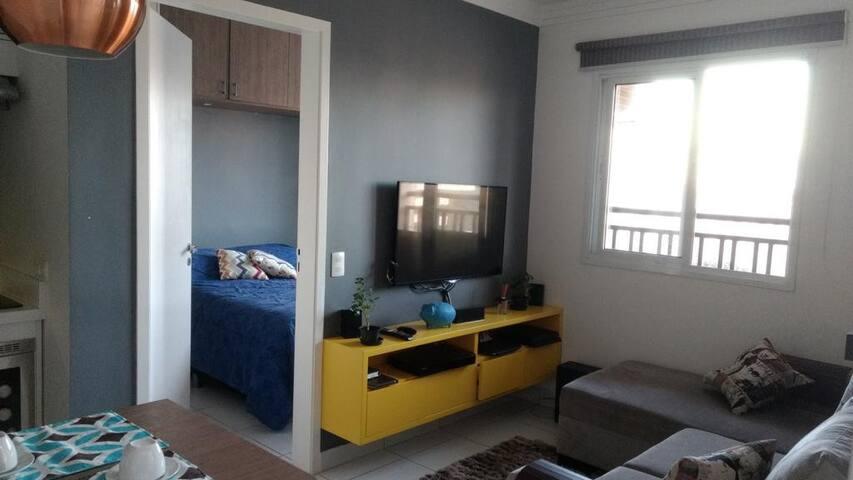 Lindo apartamento em Águas Claras