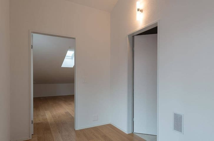 1 BR APARTMENT NEAR ZURICH - Pfäffikon - Apartament