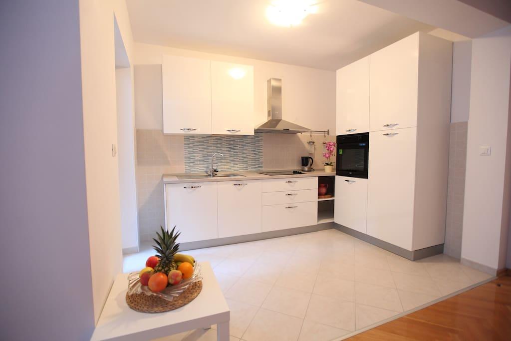 Suite Sidro - Kitchen