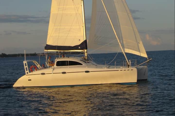 Bali Charter Catamaran