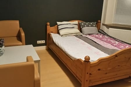 Very nice room 15 minutes from Amsterdam center! - Koog aan de Zaan - Gjestehus