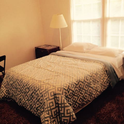 COZY ROOM CLOSE TO UGA CAMPUS - Athens - Leilighet