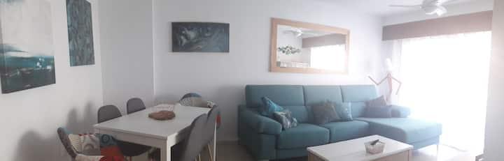 Appartement de Standing, Playa de Gandia à 400 m