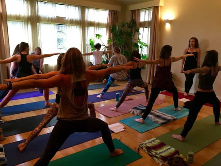 Yoga Retreat in Pushkar, Country Side Yoga Retreat