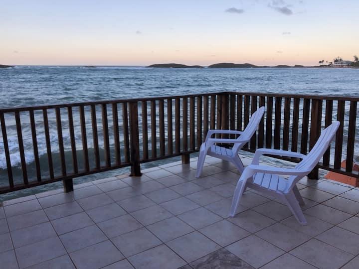 Balcón Del Mar, beach front house in Vega Baja, PR