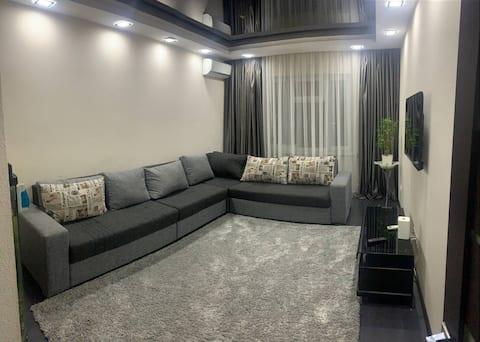 Apartment Europa flat jacuzzi