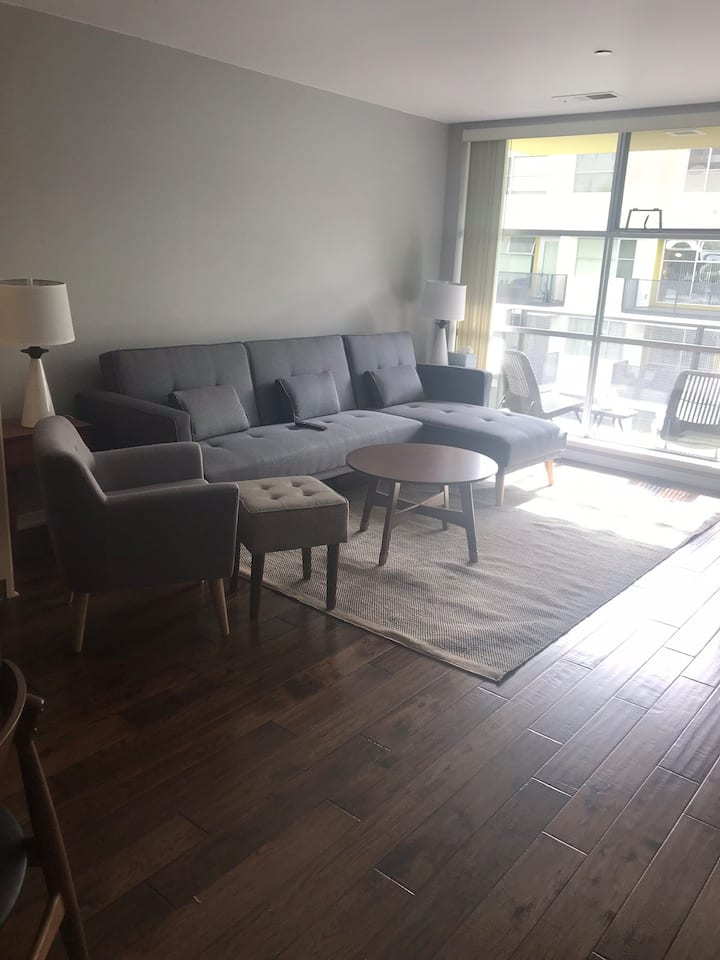 Fantastic Dogpatch Condo.  Garage Parking and Gym