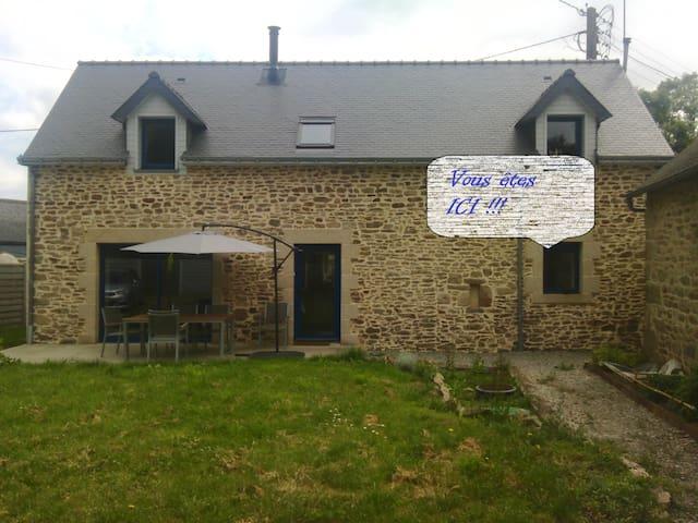 Chambre avec salle d'eau privative en location - Lanester - Dom