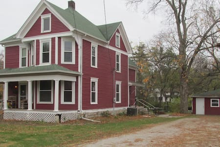 The Farm House in Plattsburg, MO - Plattsburg - Maison