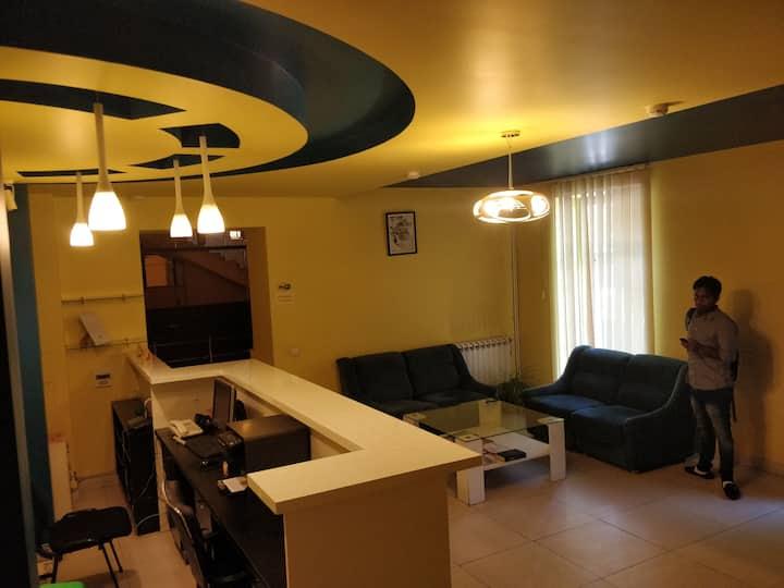 Hotel Radius