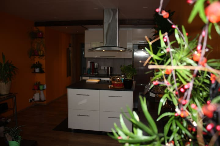 Apartament w centrum miasta - Húsavík - Apartment