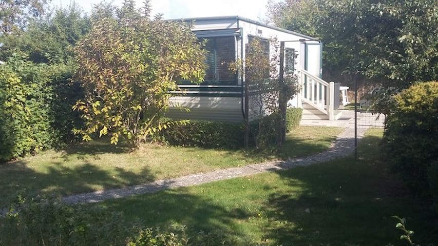 Stacaravan op de 4* camping de Klepperstee - Ouddorp