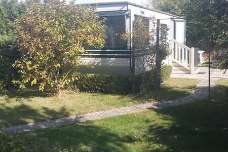 Stacaravan op de 4* camping de Klepperstee - Ouddorp - Diğer