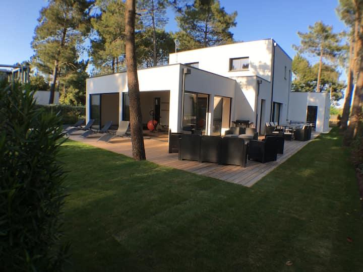 Magnifique villa pour se détendre