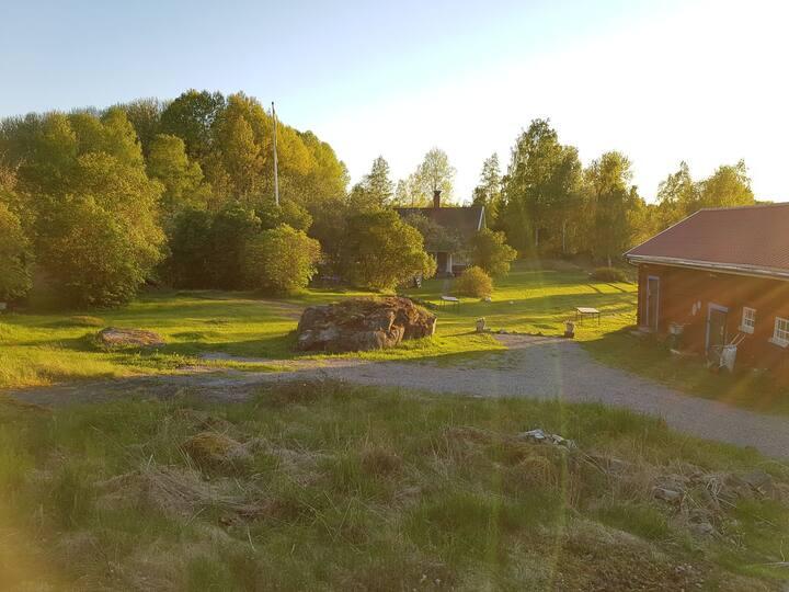 Lantidyll i Pålsboda
