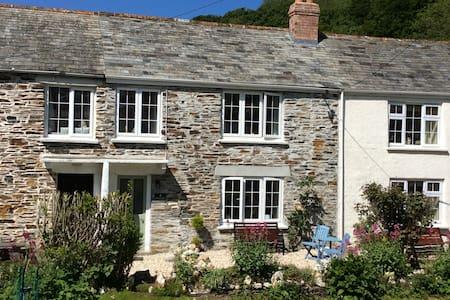 Honey Cottage - Boscastle